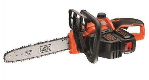 Elettrosega a batteria Black Decker GKC3630L20