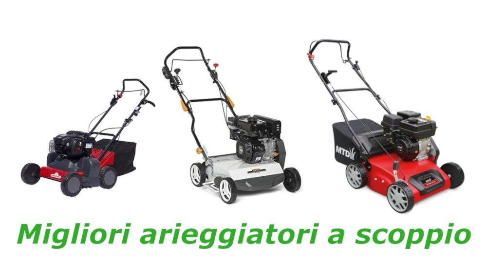 Bianco Alpina 211400242//16 Scarificatore 4000 W