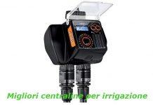 recensione migliori centraline per irrigazione
