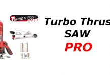 Recensione Turbo Thrust Saw Pro