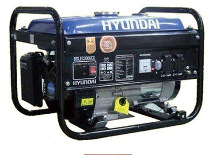 Hyundai Bdle 3000 CX generatore di corrente monofase