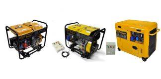 gruppo elettrogeno diesel guida all'acquisto