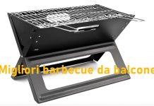 miglior barbecue da balcone