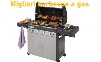 recensione migliori barbecue a gas