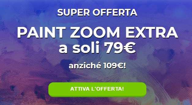 Paint Zoom Extra prezzo