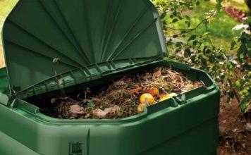 miglior compostiera da giardino