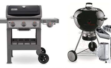 migliori barbecue weber