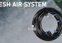 fresh air system recensione