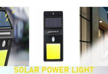 solar power light recensione