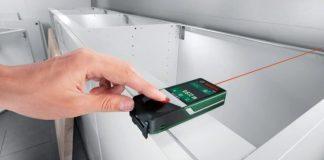 distanziometro laser bosch