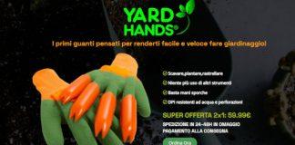 yard hands recensione
