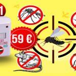 pest repelling aid recensione